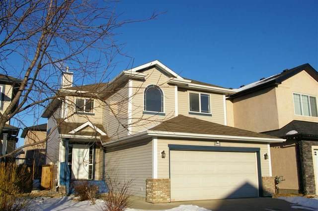 5406 164 Avenue, Edmonton, AB T5Y 3K9 (#E4191003) :: Initia Real Estate