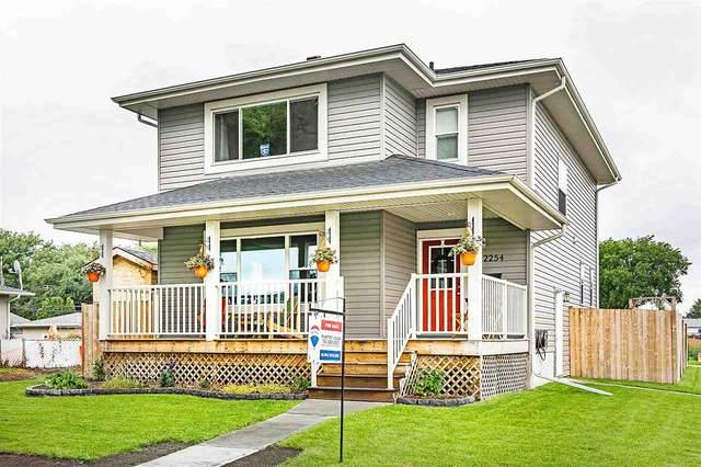 12254 55 Street, Edmonton, AB T5W 3R4 (#E4191033) :: The Foundry Real Estate Company