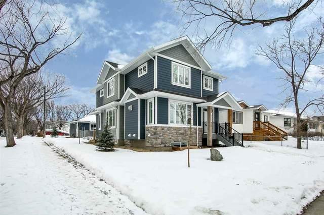 10504 81 Street, Edmonton, AB T6A 3L2 (#E4191098) :: Initia Real Estate