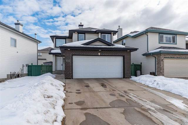 513 Hunters Green, Edmonton, AB T6R 3B6 (#E4191154) :: Initia Real Estate
