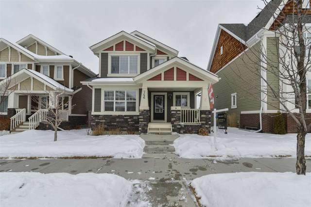 746 Decoteau Way, Edmonton, AB T5E 6P4 (#E4191183) :: Initia Real Estate