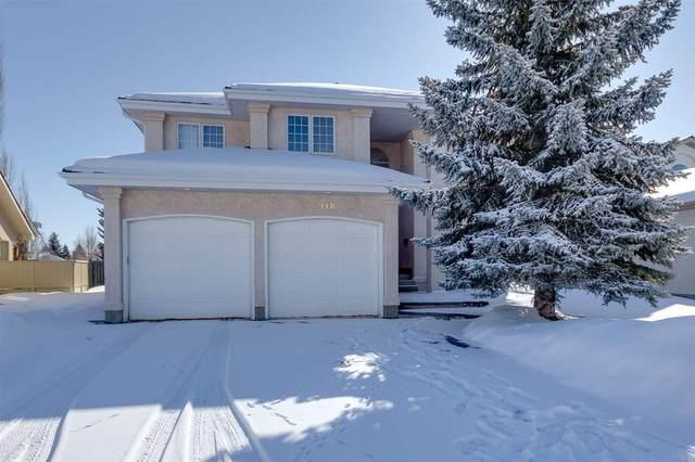 918 Wallbridge Close NW, Edmonton, AB T6M 2L7 (#E4191209) :: Initia Real Estate