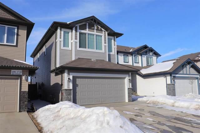 12092 177 Avenue, Edmonton, AB T5X 0K9 (#E4191213) :: Initia Real Estate