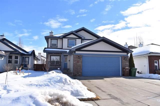 43 North Ridge Drive, St. Albert, AB T8N 7L7 (#E4191268) :: Initia Real Estate