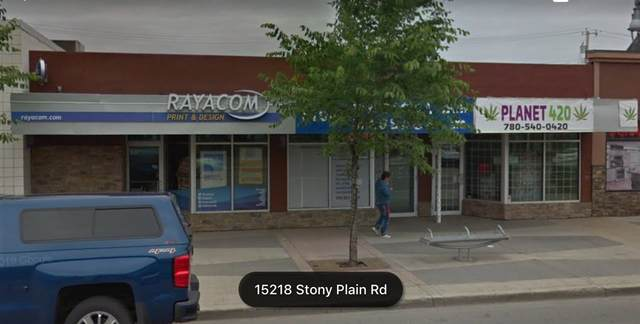 15216 Stony_Plain Rd NW, Edmonton, AB T5P 3Y5 (#E4191305) :: Müve Team   RE/MAX Elite