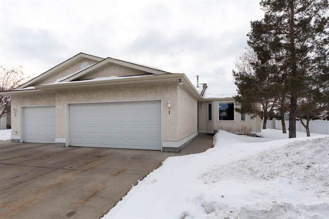 1 9375 172 Street, Edmonton, AB T5T 3C3 (#E4191333) :: Müve Team | RE/MAX Elite