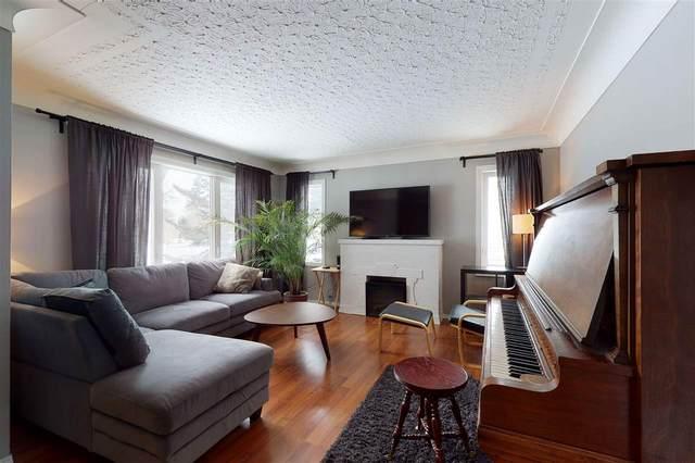 10507 84 Street, Edmonton, AB T6A 3R4 (#E4191341) :: Initia Real Estate