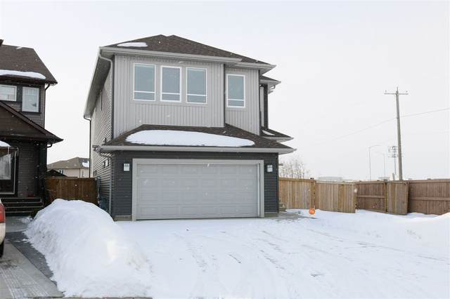 17203 126 Street, Edmonton, AB T5X 0J9 (#E4191419) :: Initia Real Estate