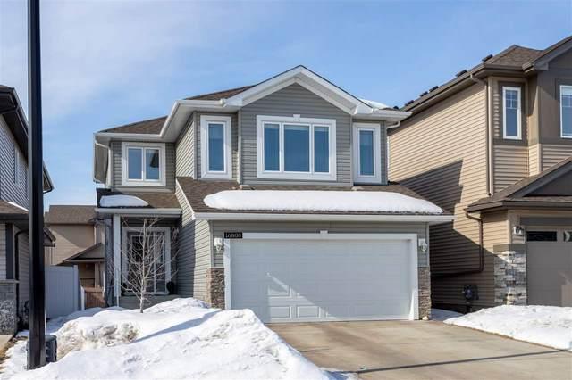16808 121 Street, Edmonton, AB T5X 0H8 (#E4191467) :: Initia Real Estate