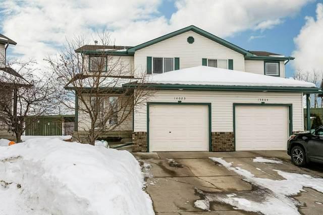 14023 156 Avenue, Edmonton, AB T6V 1T3 (#E4191527) :: The Foundry Real Estate Company