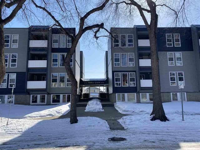 205 9329 104 Avenue, Edmonton, AB T5H 0H9 (#E4191571) :: Initia Real Estate