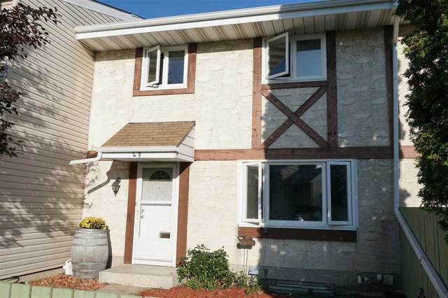 4B Callingwood Court, Edmonton, AB T5T 0H5 (#E4191623) :: Müve Team | RE/MAX Elite