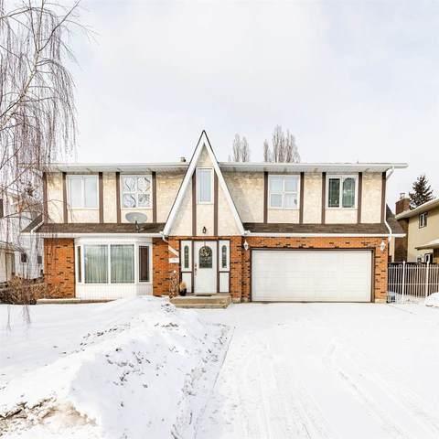 10736 43 Avenue, Edmonton, AB T6J 2R2 (#E4191632) :: Initia Real Estate
