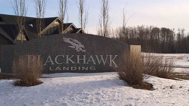 60 25527 TWP RD 511 A, Rural Parkland County, AB T7Y 1A8 (#E4191647) :: RE/MAX River City