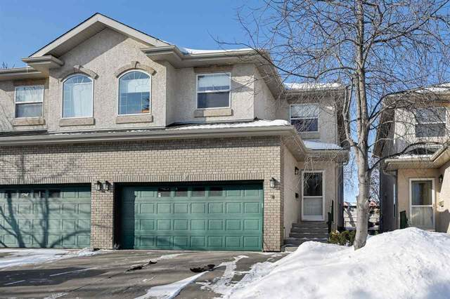 2 1401 Clover Bar Road, Sherwood Park, AB T8A 5Y7 (#E4191684) :: Initia Real Estate