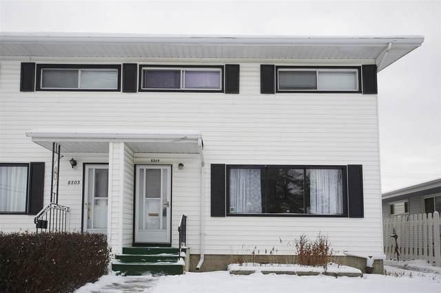 8205 134 Avenue, Edmonton, AB T5E 1G9 (#E4191699) :: Initia Real Estate