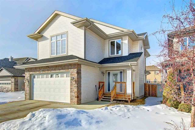 38 Willowbend Place, Stony Plain, AB T7Z 2Z6 (#E4191721) :: RE/MAX River City