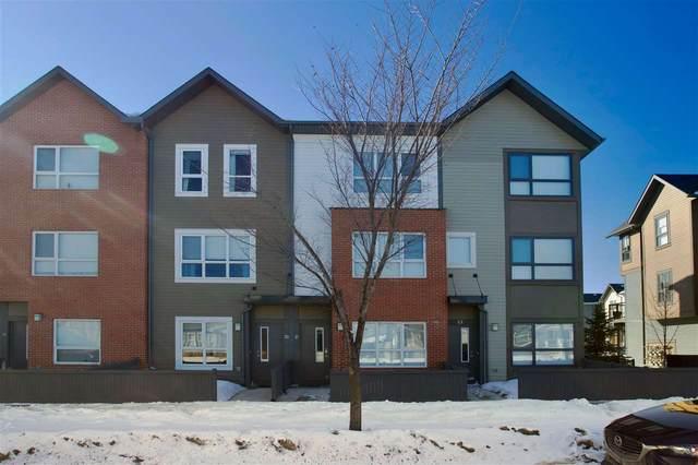 21 2560 Pegasus Boulevard, Edmonton, AB T5E 6V4 (#E4191727) :: Initia Real Estate