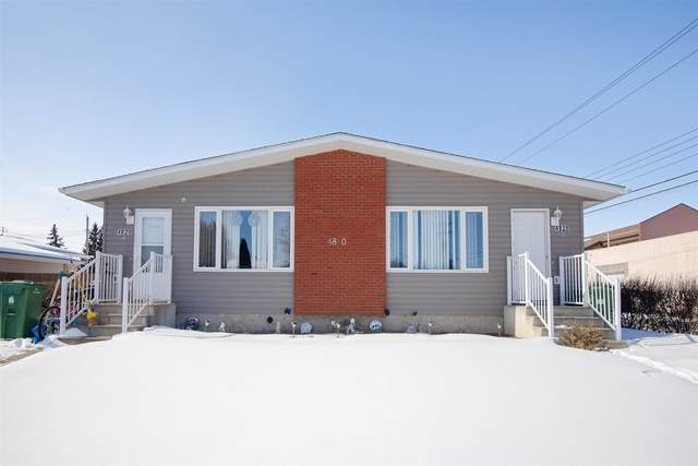 4820 53 Street, Bonnyville Town, AB T9N 1X8 (#E4191744) :: The Foundry Real Estate Company