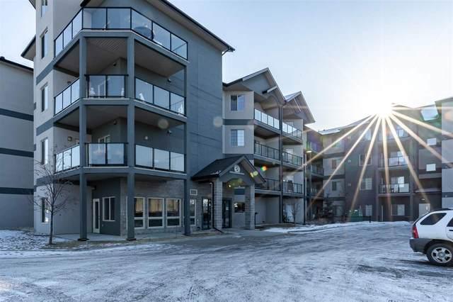 113 16235 51 Street, Edmonton, AB T5Y 0V3 (#E4191751) :: Initia Real Estate