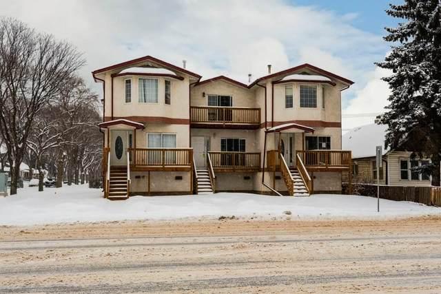 11203 90 Street, Edmonton, AB T5B 3X3 (#E4191791) :: Initia Real Estate
