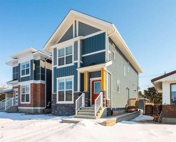 8715 149 Street, Edmonton, AB T5R 1B5 (#E4192007) :: Initia Real Estate