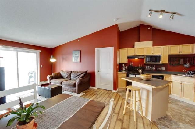 401 245 Edwards Drive, Edmonton, AB T6X 1J9 (#E4192030) :: Initia Real Estate