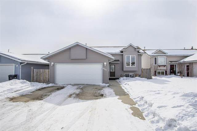 6109 54 Avenue, Cold Lake, AB T9M 2C8 (#E4192074) :: Initia Real Estate