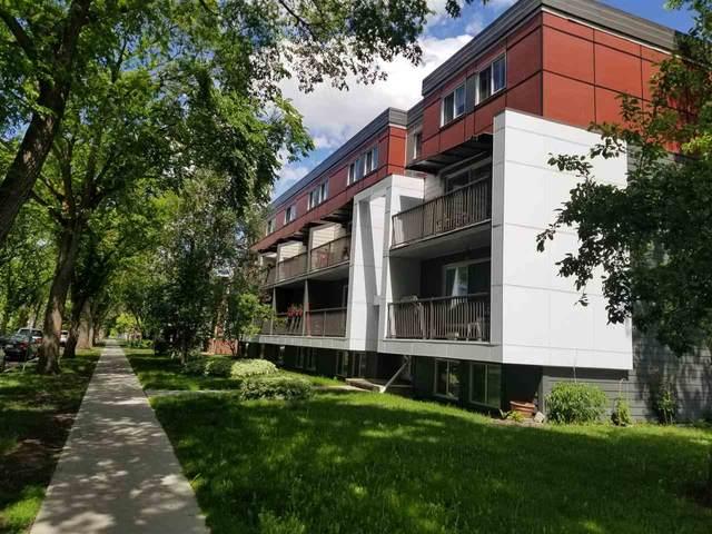9 10931 83 Street, Edmonton, AB T5M 1M2 (#E4192087) :: Initia Real Estate