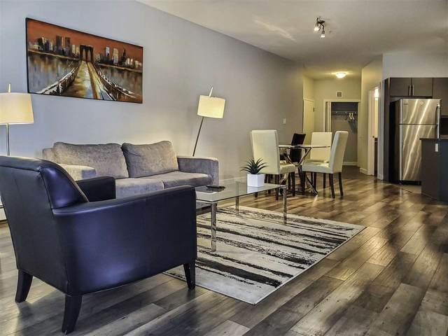 112 10611 117 Street, Edmonton, AB T5H 0G6 (#E4192091) :: RE/MAX River City
