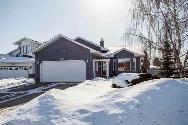 15511 132 Street, Edmonton, AB T6V 1B4 (#E4192097) :: Initia Real Estate