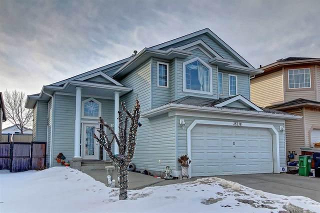 15218 49A Street, Edmonton, AB T5Y 3C2 (#E4192112) :: Initia Real Estate