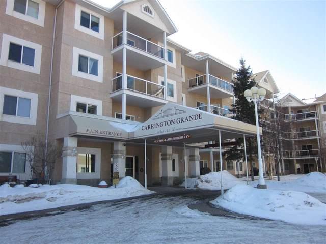 123 10511 42 Avenue NW, Edmonton, AB T6J 7G8 (#E4192120) :: Initia Real Estate