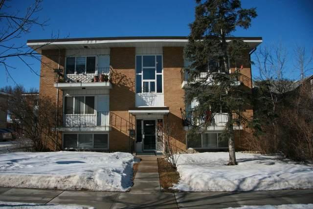 4 10620 114 Street, Edmonton, AB T5H 3J8 (#E4192130) :: RE/MAX River City