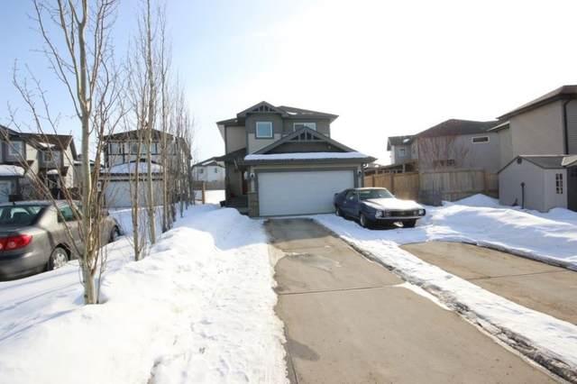 6 Spring Cove, Spruce Grove, AB T7X 0L5 (#E4192164) :: Initia Real Estate