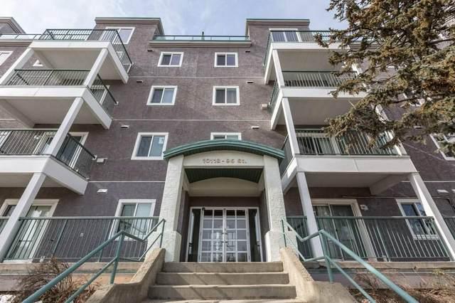 304 10118 95 Street, Edmonton, AB T5H 4R6 (#E4192212) :: Initia Real Estate