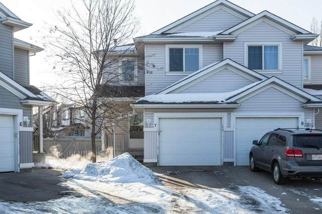 7 13403 Cumberland Road, Edmonton, AB T6V 1P9 (#E4192222) :: Initia Real Estate