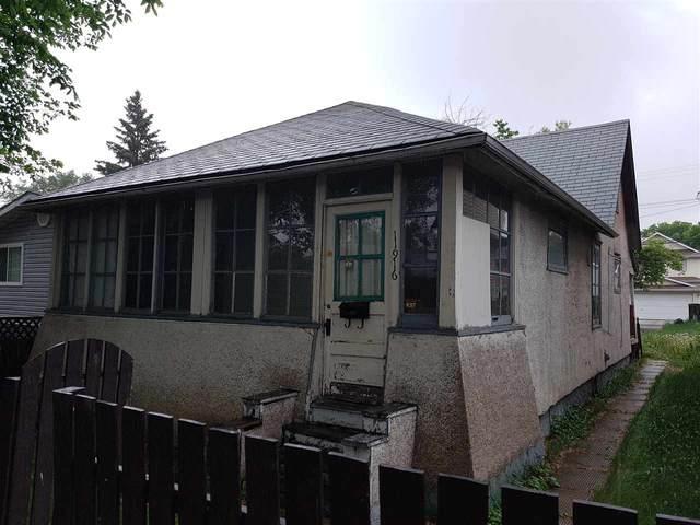 11916 95 Street, Edmonton, AB T5G 1M5 (#E4192278) :: Initia Real Estate