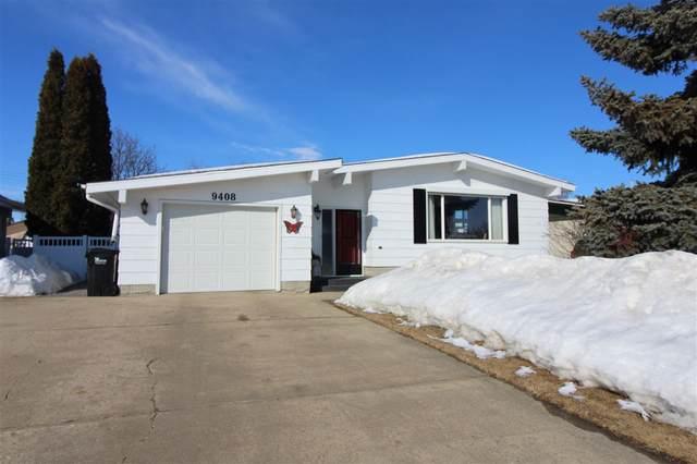 9408 100 Avenue, Westlock, AB T7P 2B6 (#E4192289) :: Initia Real Estate