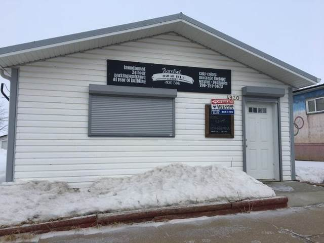 4920 50 ST, Holden, AB T0B 2C0 (#E4192330) :: The Foundry Real Estate Company