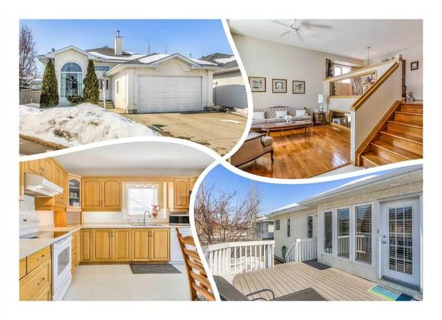 15712 133 Street, Edmonton, AB T6V 1E5 (#E4192333) :: Initia Real Estate