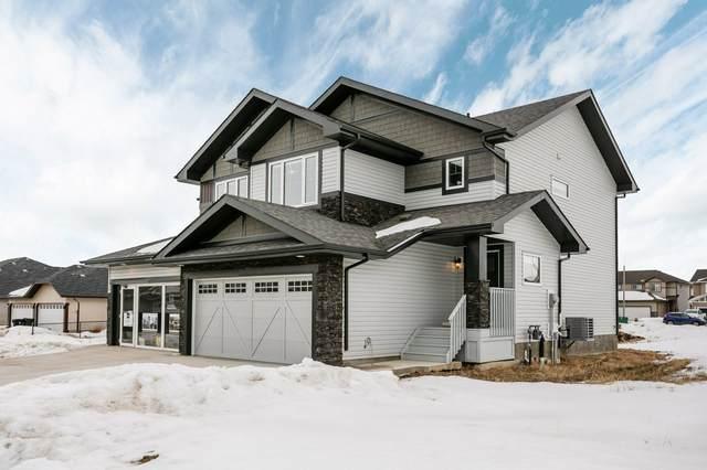 41 Spruce Gardens Crescent, Spruce Grove, AB T7X 0J9 (#E4192370) :: Initia Real Estate