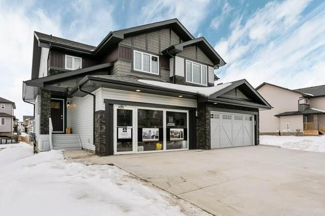 39 Spruce Gardens Crescent, Spruce Grove, AB T7X 0J9 (#E4192373) :: Initia Real Estate