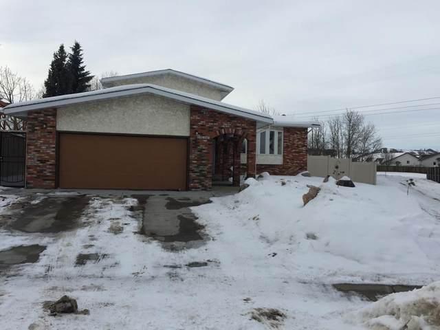 15128 124 Street NW, Edmonton, AB T5X 4A4 (#E4192415) :: Initia Real Estate