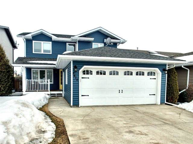 5415 46 Street, Stony Plain, AB T7Z 1E5 (#E4192434) :: Müve Team | RE/MAX Elite