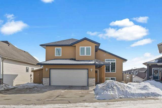 16 Fir Court, Cold Lake, AB T9M 0A8 (#E4192435) :: Initia Real Estate