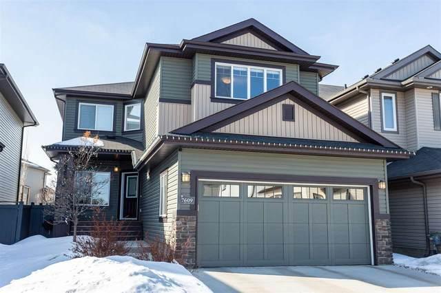 7609 Getty Link, Edmonton, AB T5T 4L8 (#E4192462) :: Initia Real Estate
