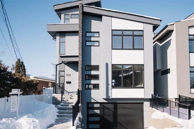 8332 Rowland Road NW, Edmonton, AB T6A 3X1 (#E4192466) :: Initia Real Estate