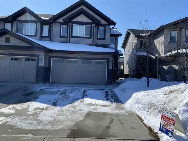 3913 Gallinger Loop, Edmonton, AB T5T 4G6 (#E4192480) :: Initia Real Estate