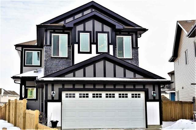 6 Spring Ridge Gardens, Spruce Grove, AB T7X 0X6 (#E4192484) :: Initia Real Estate